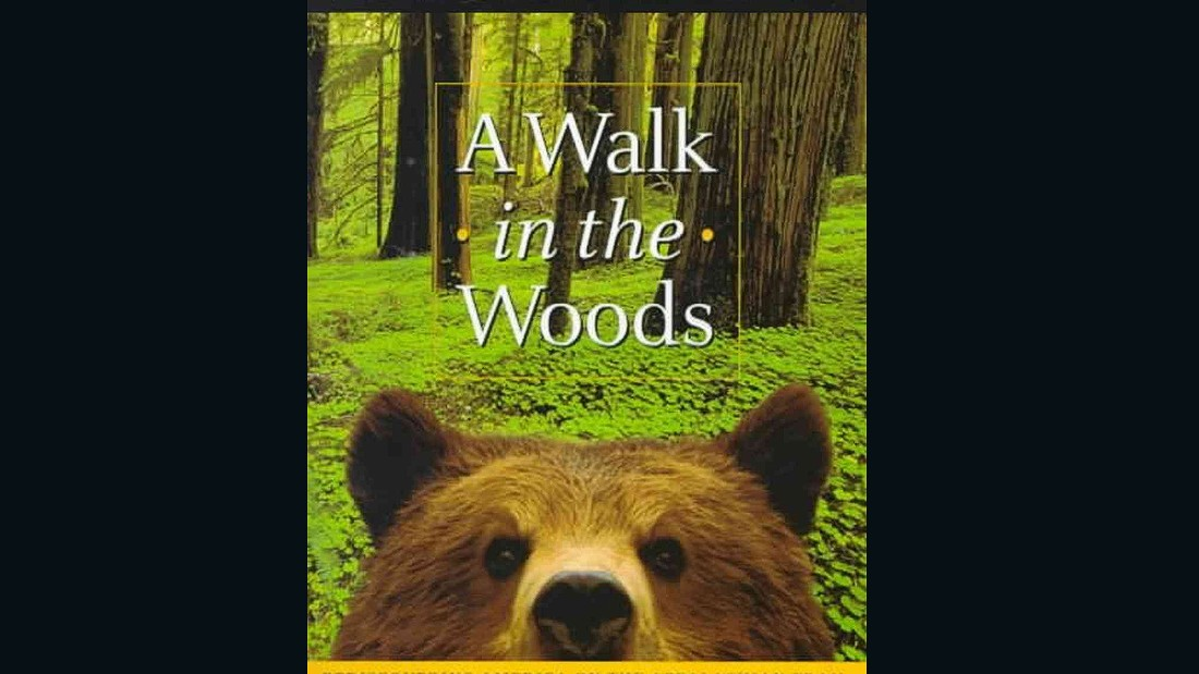 """All the books tell you that if the grizzly comes for you, on no account should you run. This is the sort of advice you get from someone who is sitting at a keyboard when he gives it to you."" -- <em>A Walk in the Woods</em>, Bill Bryson"