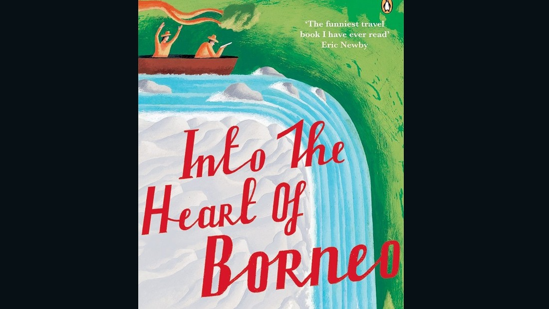 "'I'm going to be sick.'<br />'Of course you are. We are all sick when we drink too much. But my dear friend, I beg you not to take it so seriously.'"" -- <em>Into the Heart of Borneo</em>, Redmond O'Hanlon"