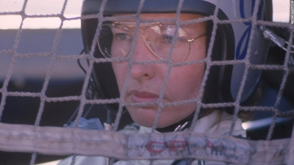 Before Danica Patrick, there was Janet Guthrie. Guthrie became the first woman to compete in the Indianapolis 500 and Daytona 500 back in 1977.