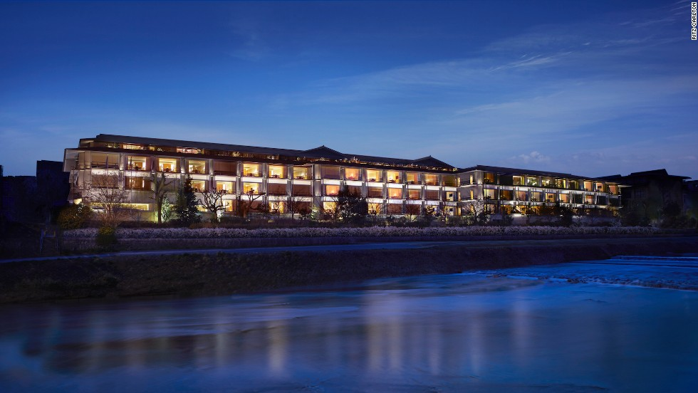 Opened in February, Ritz-Carlton, Kyoto is the brand's fourth Japan property.