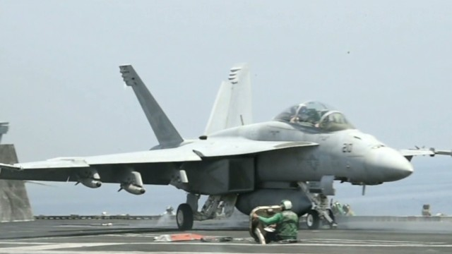 New U.S. airstrikes in Iraq