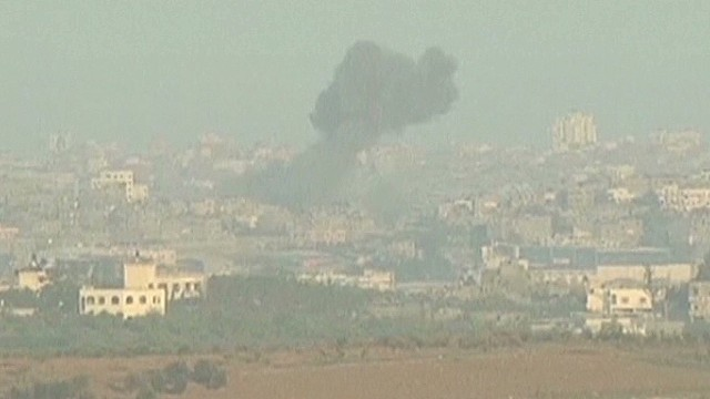 3 Hamas leaders killed by Israeli strikes