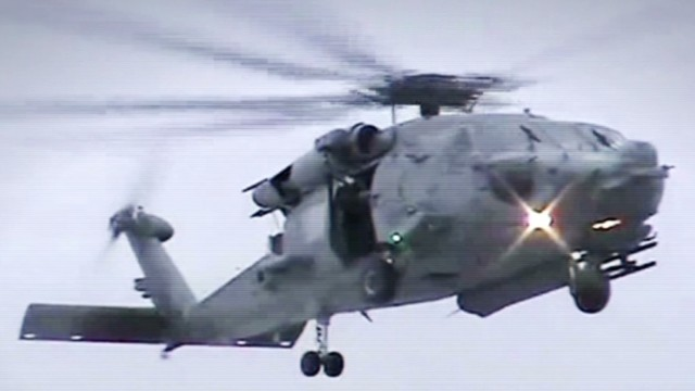Special ops were sent to rescue Foley