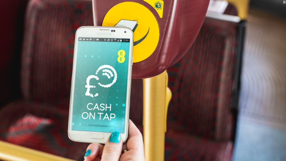 "Digital communications company EE  announced earlier this month that its customers can use their mobile phone to pay for travel on London's bus network. ""This is important,"" says Luke Edwards, news editor at <a href=""http://www.pocket-lint.com/"" target=""_blank"">Pocket-Lint</a>, ""as it's through the network making it easily accessible to those that might otherwise be tech beginners."""