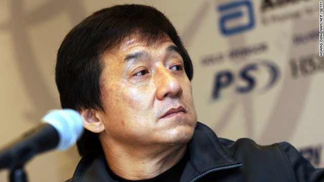 "File: Jackie Chan wrote that he felt ""extremely furious"" and ""extremely shocked"" at the news of his son's drug woes, adding that Jaycee's mother is ""heartbroken."""