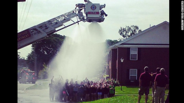 Ice Bucket Challenge hurts firefighters