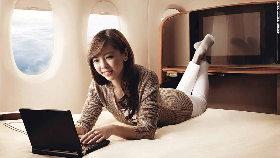 Best Airline First Class Experiences