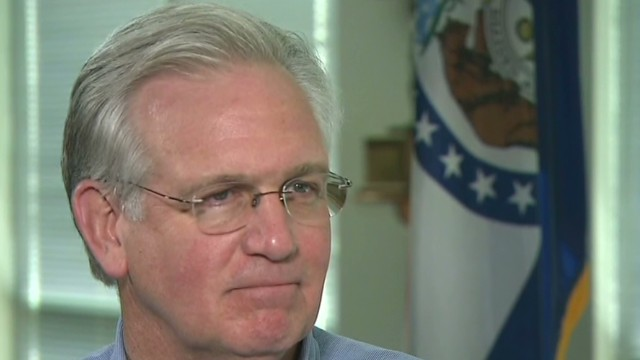 Gov. Nixon: National Guard decision mine