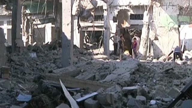 Hamas executes 18 suspected informants