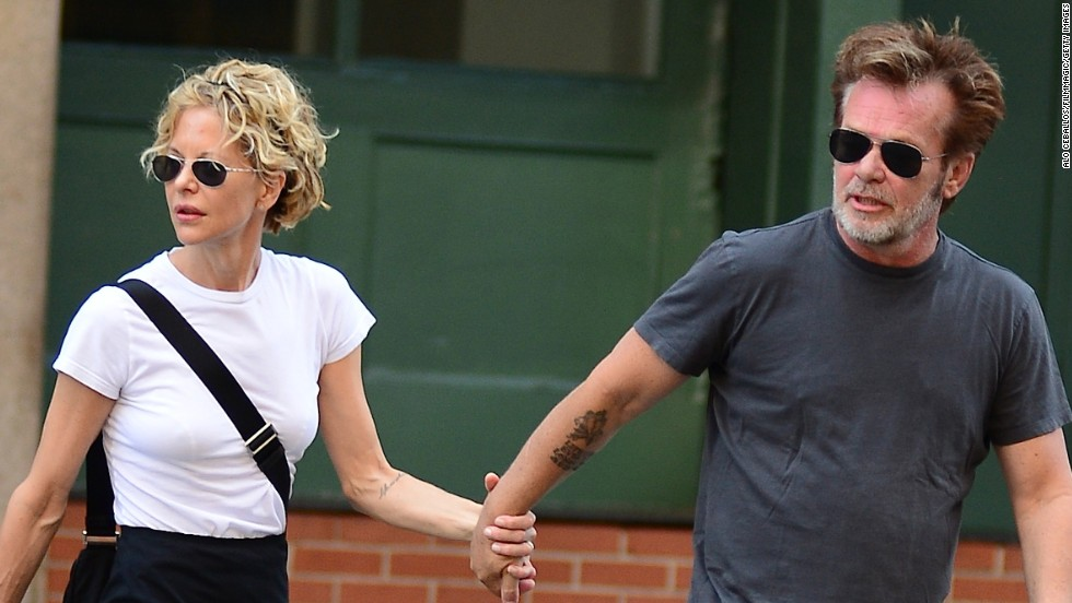 "John Mellencamp and Meg Ryan <a href=""http://www.closerweekly.com/posts/meg-ryan-john-mellencamp-split-a-couple-of-weeks-ago-41910"" target=""_blank"">reportedly ended their three-year relationship</a> in August 2014. It may be a shocker for some who didn't know the two were even dating. They join a list of other celeb couples we were surprised to find out either are or were together:"