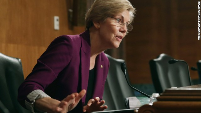 Sen. Elizabeth Warren Puts up a Fight