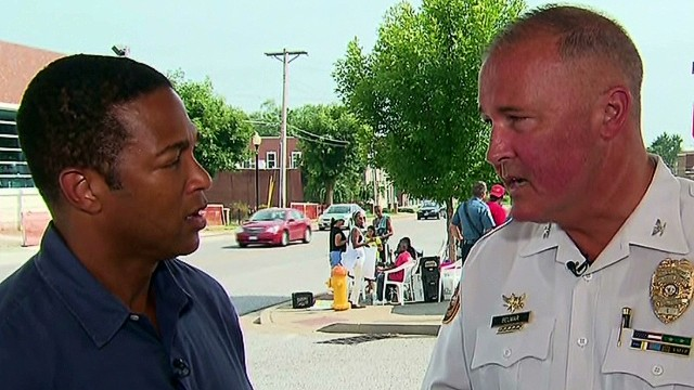 Chief: I apologize for officer's remarks