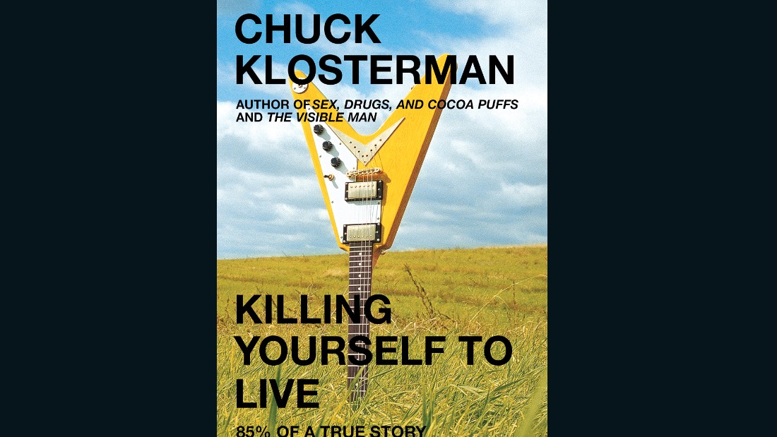 """I join them for some Midwestern Power Drinking. There are a lot of drunks in this world, but people in the Midwest drink differently than everywhere else I've ever been; it's far less recreational. You have to stay focused, you have to work fast and you have to swallow constantly."" -- <em>Killing Yourself to Live</em>, Chuck Klosterman"