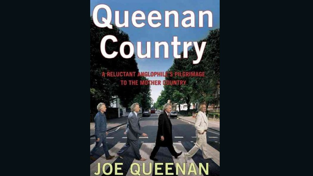 """(The British) are embarrassed that they lost their empire; even more embarrassed that they had it in the first place; but would secretly like to have it back, if only for the weekend, or for a few hours on Boxing Day."" -- <em>Queenan Country</em>, Joe Queenan"