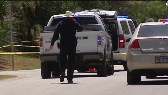 Texas police chief shot and killed