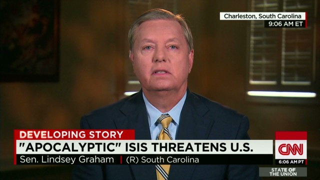 Is ISIS an immediate threat to the U.S.?