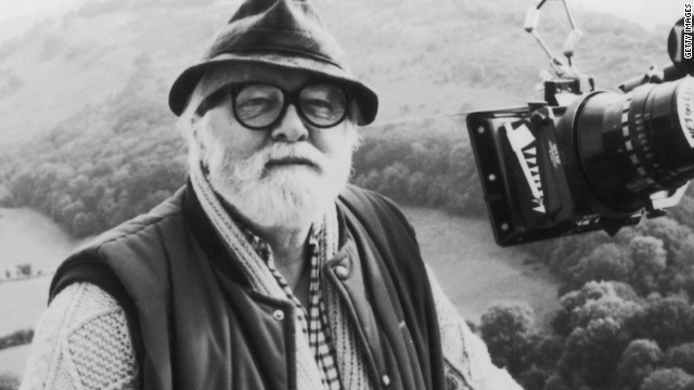 Actor-director Richard Attenborough dies