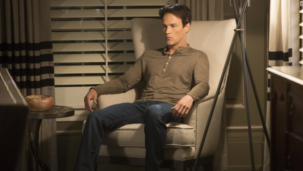 "When ""True Blood"" met its true death in its series finale last August, it dragged one of its main characters down with it. In a surprising twist, the writers actually killed off Stephen Moyer's Bill Compton. The toughest part to stomach? They had his one love, Sookie (Anna Paquin), do the staking."