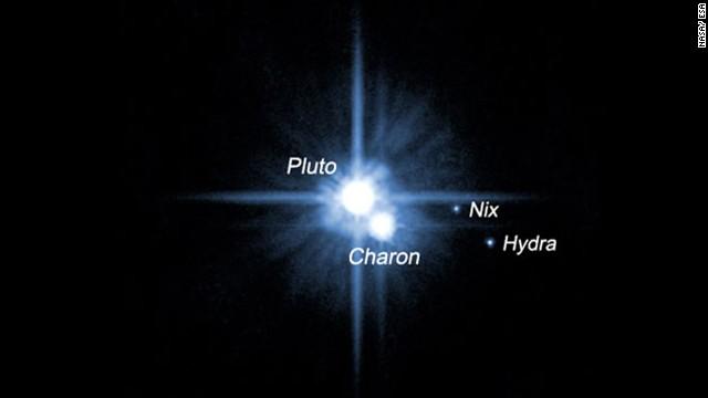 pluto voyager probe - photo #18