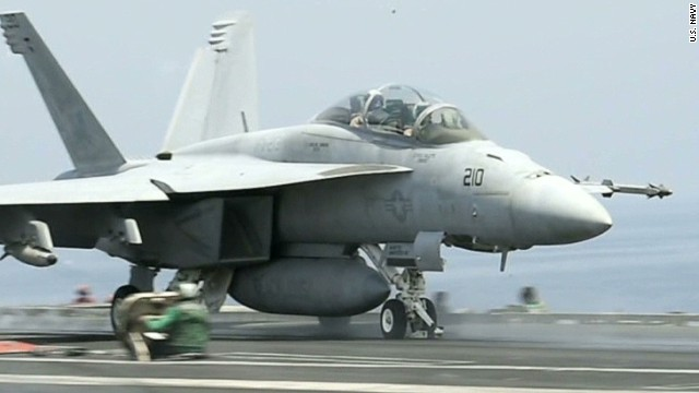 U.S. considers containing ISIS in Syria