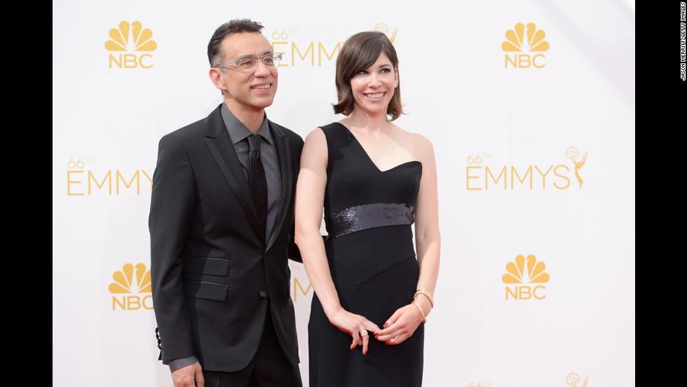 "Fred Armisen and Carrie Brownstein (""Portlandia"")"