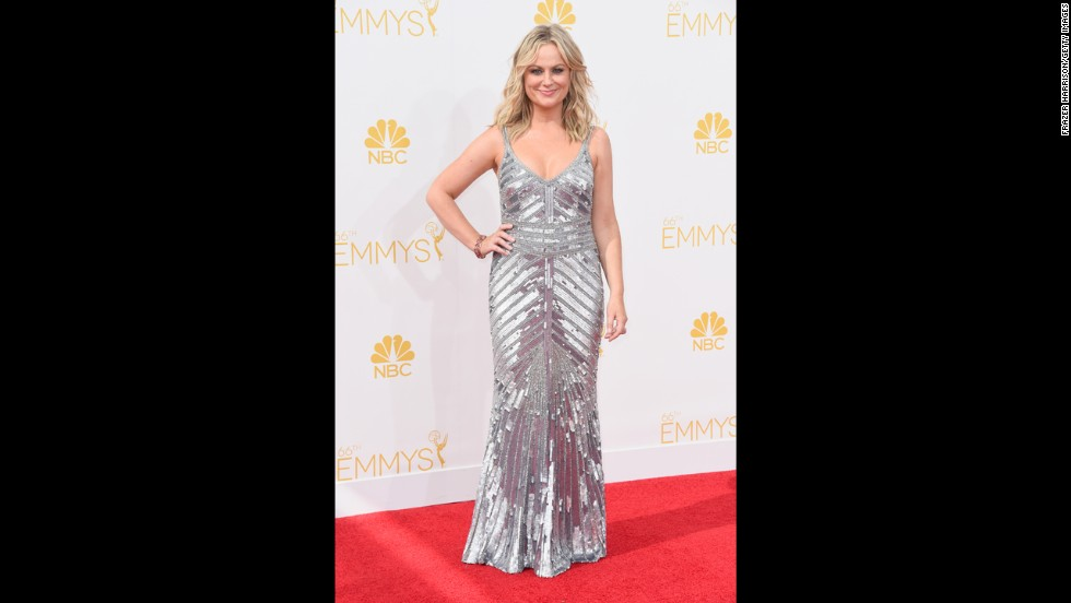"""Amy Poehler (""""Parks and Recreation"""")"""