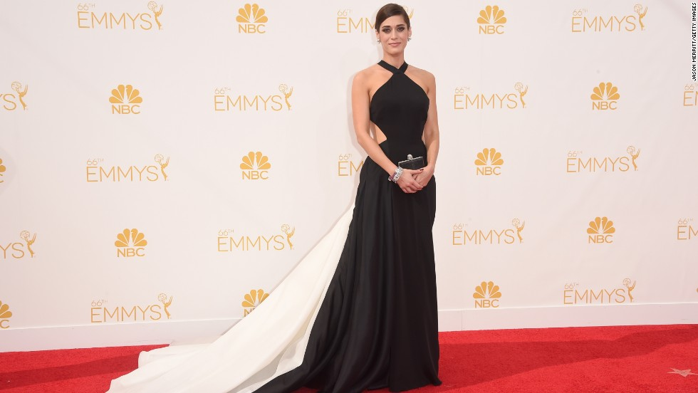 """Lizzy Caplan (""""Masters of Sex"""")"""