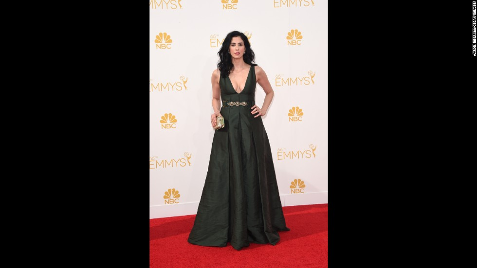 """Sarah Silverman (""""Masters of Sex,"""" """"We Are Miracles"""")"""