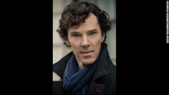 Benedict Cumberbatch sherlock holmes