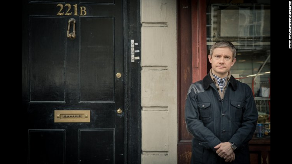 "Outstanding Supporting Actor in a Miniseries or a Movie: Martin Freeman, ""Sherlock: His Last Vow"""