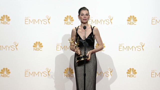 Stars celebrate Emmy victories