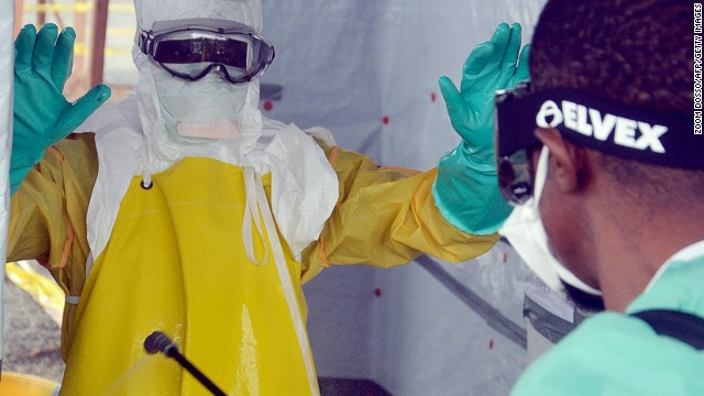 Ebola expert answers your questions