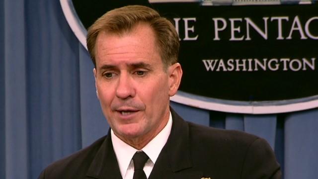 Pentagon: Geography won't hinder mission