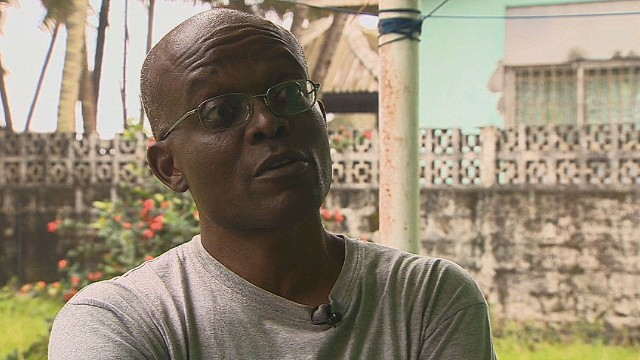 Ebola survivor: I am alive because of God