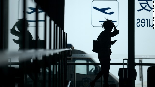 Hundreds of flights to and from eastern China were canceled or delayed during a wave of air drills in late July.