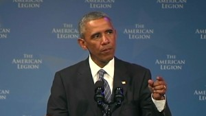 Obama on VA: We're gonna fix what's wrong