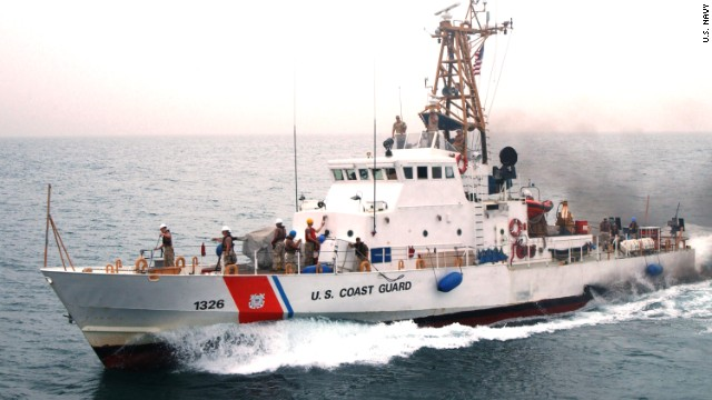 U.S Coast Guard Cutter Monomoy in pictured in 2005.