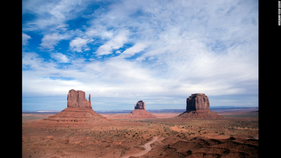 Utah's Monument Valley Navajo Tribal Park, which is part of the Navajo Nation's parks and recreation system, has been a backdrop for countless Western movies.