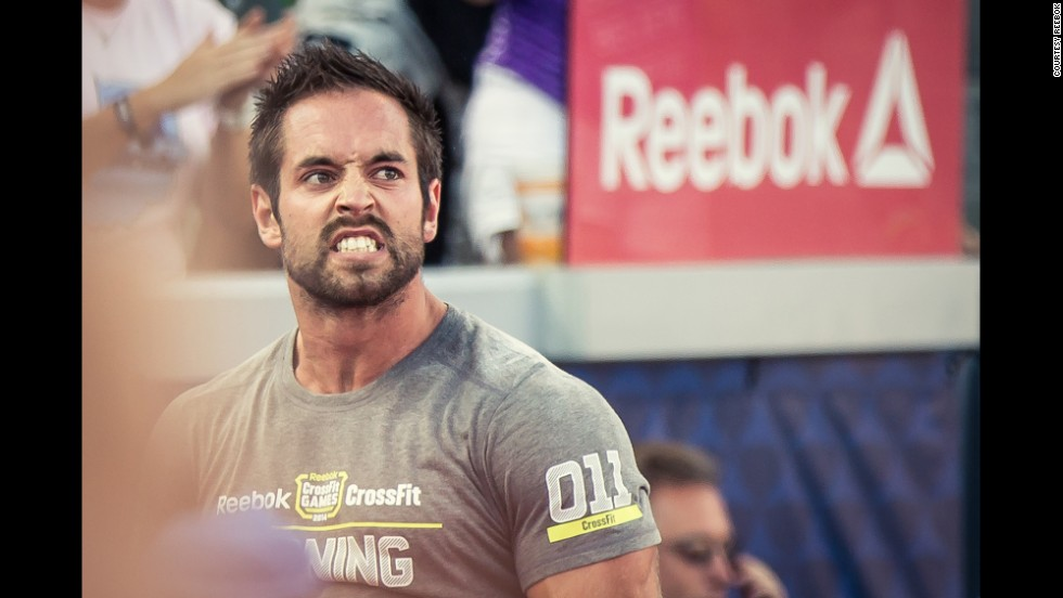 Froning looked shaky in the earlier part of the competition, according to a CrossFit press release. He has said he won't compete as an individual in the Games next year.