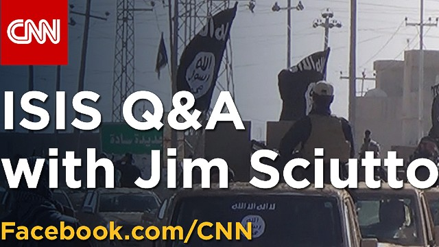 Takeaways from ISIS Q&A with Jim Sciutto