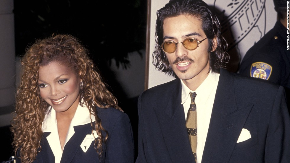 "Janet Jackson just isn't one to marry and tell. The pop superstar wed Rene Elizondo, Jr. in 1991, but no one knew about it until Elizondo filed for divorce around 2000. Jackson's so good at keeping secrets that <a href=""http://marquee.blogs.cnn.com/2013/02/25/janet-jackson-wissam-al-mana-are-married/?iref=allsearch"" target=""_blank"">she pulled off another hush-hush wedding</a> in 2012, when she married Wissam Al Mana in a ""quiet, private, and beautiful ceremony."""