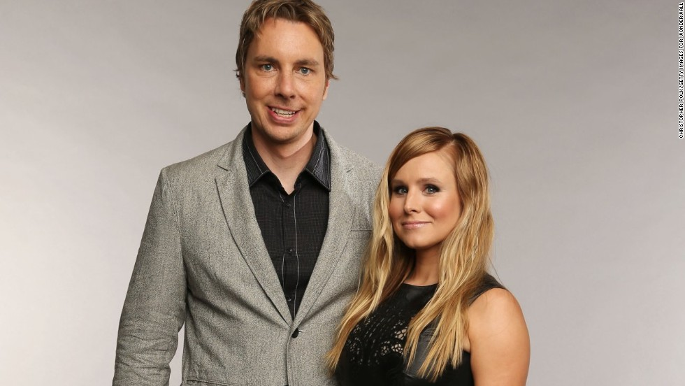 "Like Brangelina, Dax Shepard and Kristen Bell <a href=""http://marquee.blogs.cnn.com/2012/08/23/dax-shepard-kristen-bell-well-get-married-when-our-gay-friends-can/?iref=allsearch"" target=""_blank"">declined to get married until their gay friends could legally wed, too</a>. But <a href=""http://marquee.blogs.cnn.com/2013/06/27/post-doma-wedding-bells-on-modern-family/?iref=allsearch"" target=""_blank"">once that was accomplished</a>, Shepard and Bell didn't make a big deal out of their ceremony. In October 2013, they went over to the Beverly Hills County Clerk's Office and <a href=""http://www.tmz.com/2013/10/17/dax-shepard-kristen-bell-married/"" target=""_blank"">had a ""no-frills"" ceremony</a> that <a href=""http://www.usmagazine.com/celebrity-news/news/dax-shepard-marrying-kristen-bell-cost-142-was-worst-wedding-ever-20132910"" target=""_blank"">Shepard later said</a> set them back just $142."