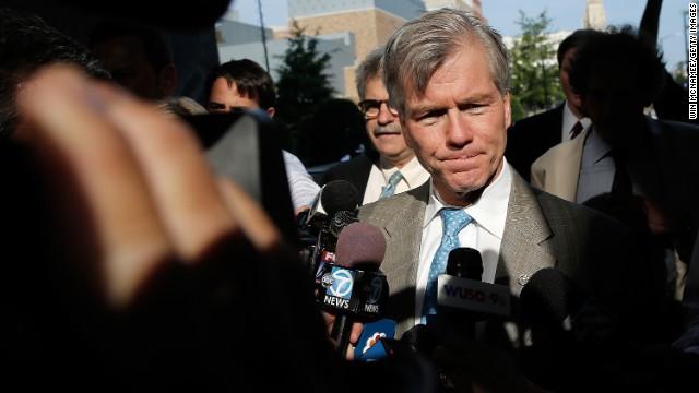 Closing arguments have concluded in the trial of former Virginia Gov. Bob McDonnell and his wife Maureen.