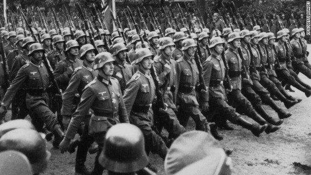 World War II in pictures