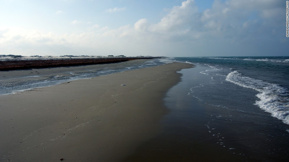 The Texas barrier island of South Padre is known for its natural setting and laid-back attitude.