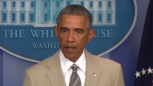 Obama: Need regional anti-ISIS coalition