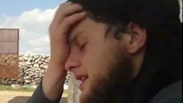 New video of U.S. suicide bomber