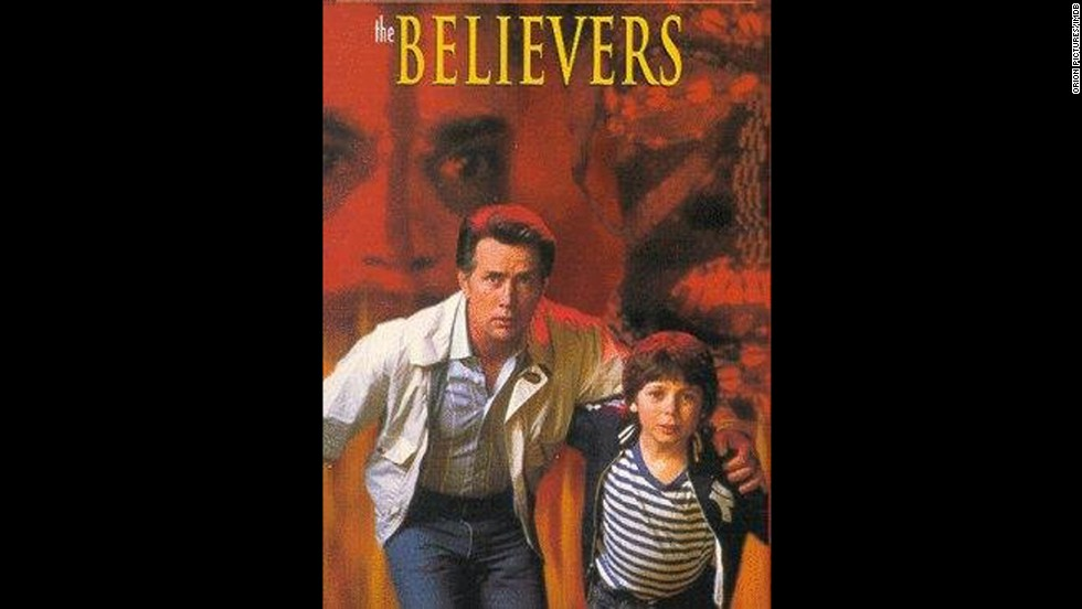 "<strong>""The Believers"" (1987)</strong>: After a personal tragedy, a police psychologist (Martin Sheen) moves with his young son to New York and finds himself drawn into a series of grisly murders."