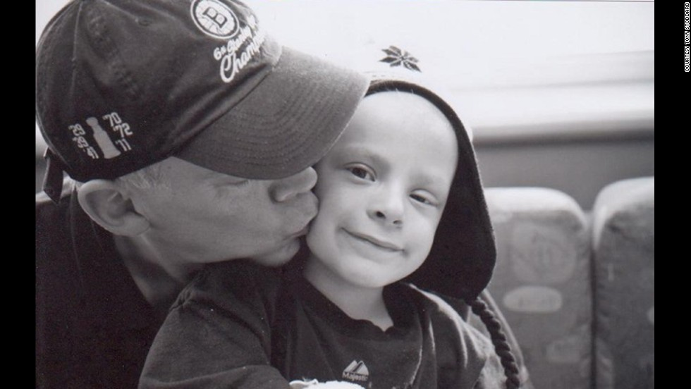"Tony Stoddard's son Cole passed at the age of 5 after battling <a href=""http://www.mayoclinic.org/diseases-conditions/neuroblastoma/basics/definition/con-20027487"" target=""_blank"">neuroblastoma</a>, a common childhood cancer."