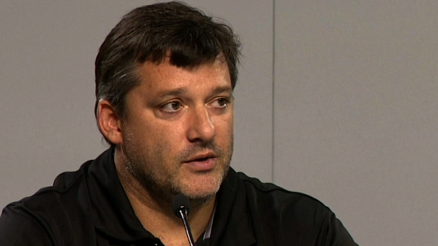 Tony Stewart addresses Kevin Ward's death